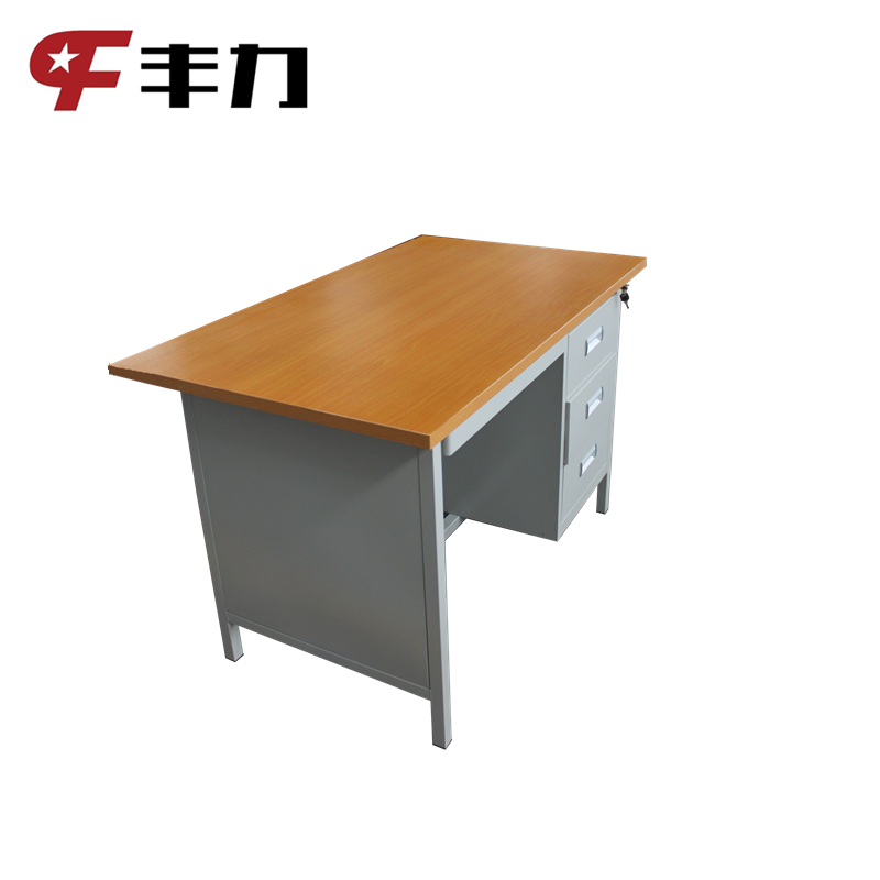 Iron Modern Office Used Cheap Computer Table Desk