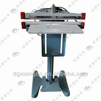 Pedal Plastic Bags Sealing Machine PSF-450