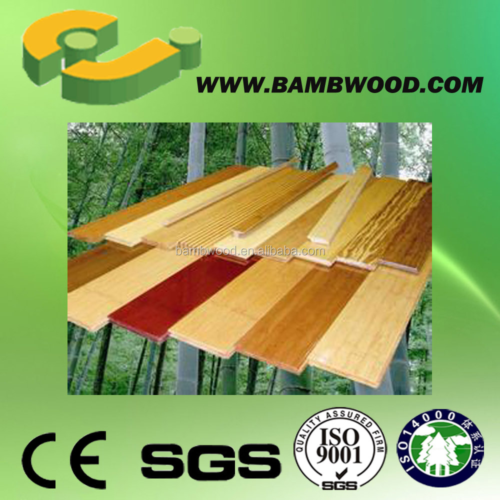 waterproof Natural solid Bamboo Flooring