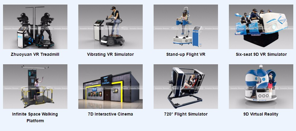 Dynamic 360 Degree Interactive VR simulator experience Virtual Reality egg Cinema equipment 9D VR
