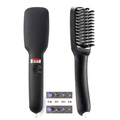 2016 New Arrival Professional Straightening LCD Magical Electric Brush Hair straigthener