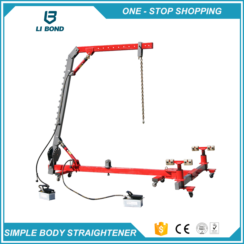 Used Non Smart Car Chassis Shaping Pulling Equipment