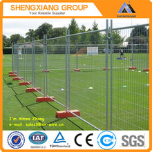 temporary fence panel / chain link temporary fence / weld temporary fence ( ISO9001&factory )