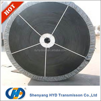 OEM best price good elasticity high flexibility cooling conveyor belt