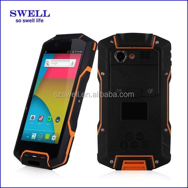 HG04 unlocked cellphones Ruggedness of Mobile Devices MSM8926 quad core Gorilla Screen 3800mah dual sim mobile without camera