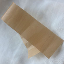 Pre-Cut PTFE Strips For Impulse Heat Sealers No Adhesive Non Stick Teflon Cloth Spare Parts