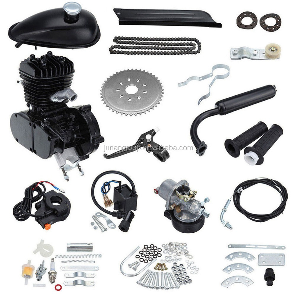 80cc Engine Kit Bike Bicycle Motorized 2 Stroke bicycle Engine Motor Petrol Gas Engine Kit
