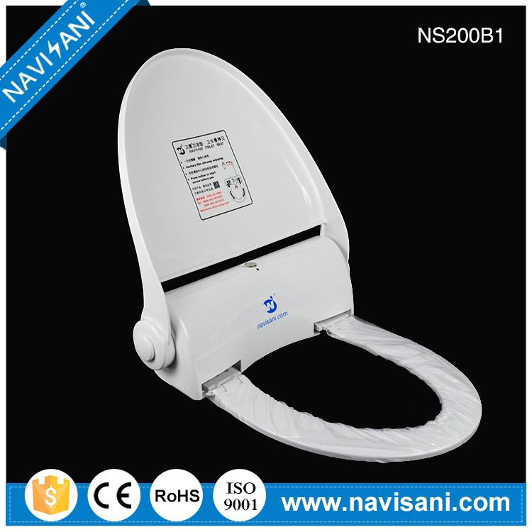 Sanitary public white toilet seat disposable cover new modern
