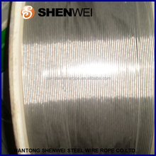 hot sales flexible stainless steel wire rope cable