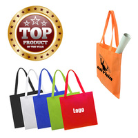 ST- wholesale brand folding shopping non woven bag