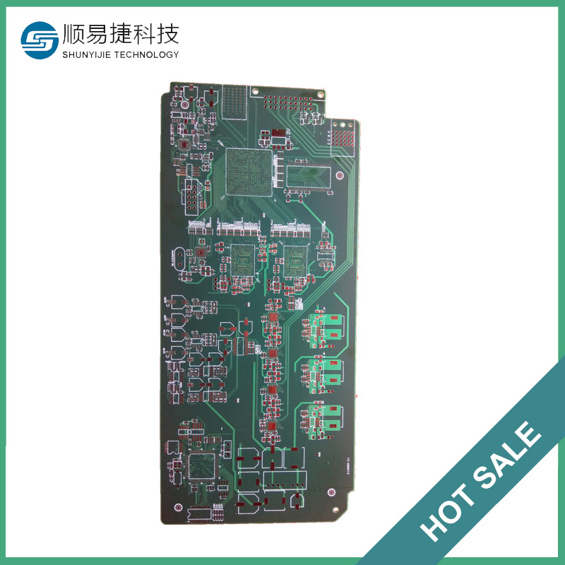 Customized Immersion Gold circuit Board PCB for LED Lighting