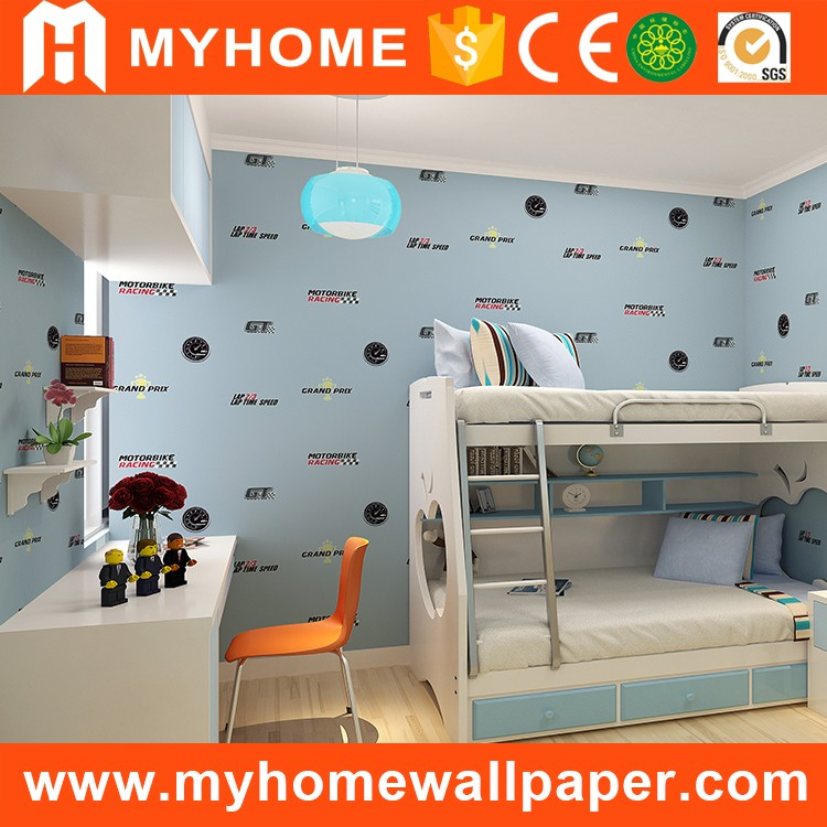 Home Decor Interior Baby Room Kids Wallpaper For Living Room