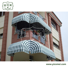 foldable aluminum sunshade used awnings for sale