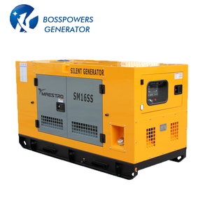 Power Ac Canopy Electric Diesel Generator 7kva 10kva 30kva Price