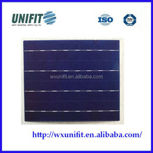 3BB /4BB single crystal silicon solar cells 156mm/156.75mm triple junction solar cell