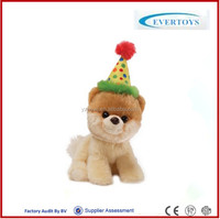 funny and singing christmas dog toys