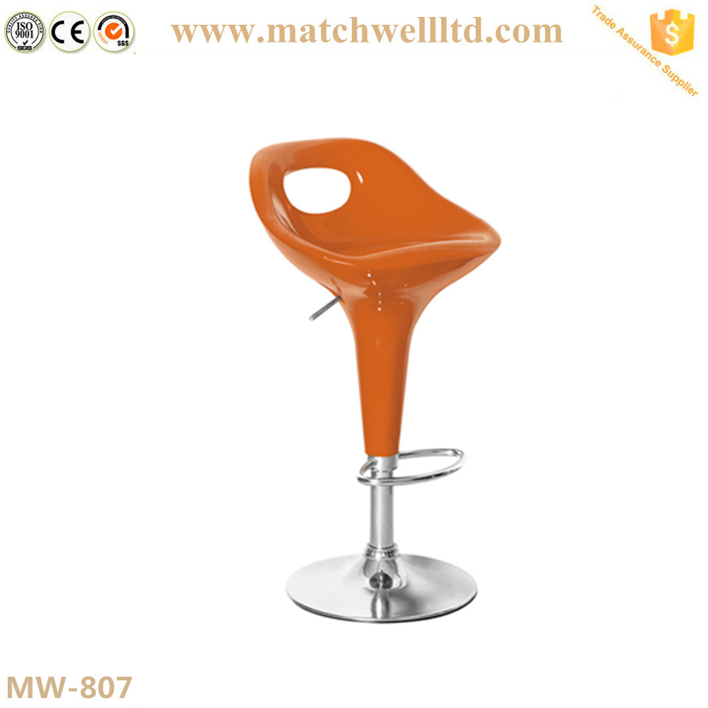 factory directly sale new design bamboo bar stool for night club