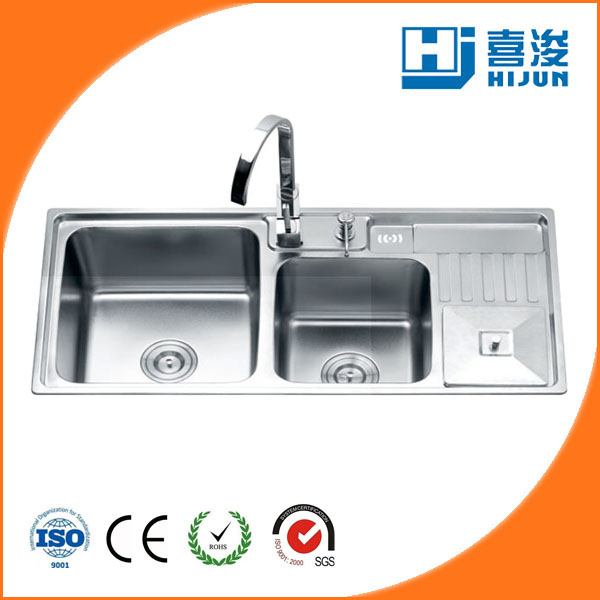 940*450*220mm kitchensink with preservative