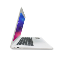 14 inch laptop 4GB RAM 64GB ultrabook Intel Quad Core Atom Z8350 CPU Slim Notebook with WIFI