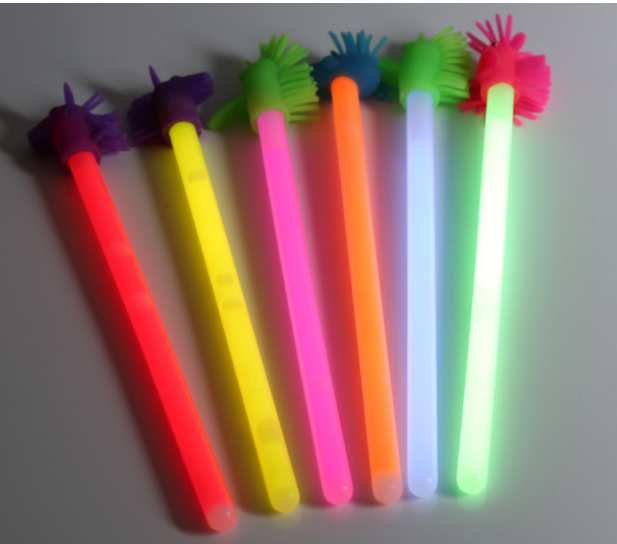 New Product 8 Glow Toys for Children Day, Christmas, Halloween