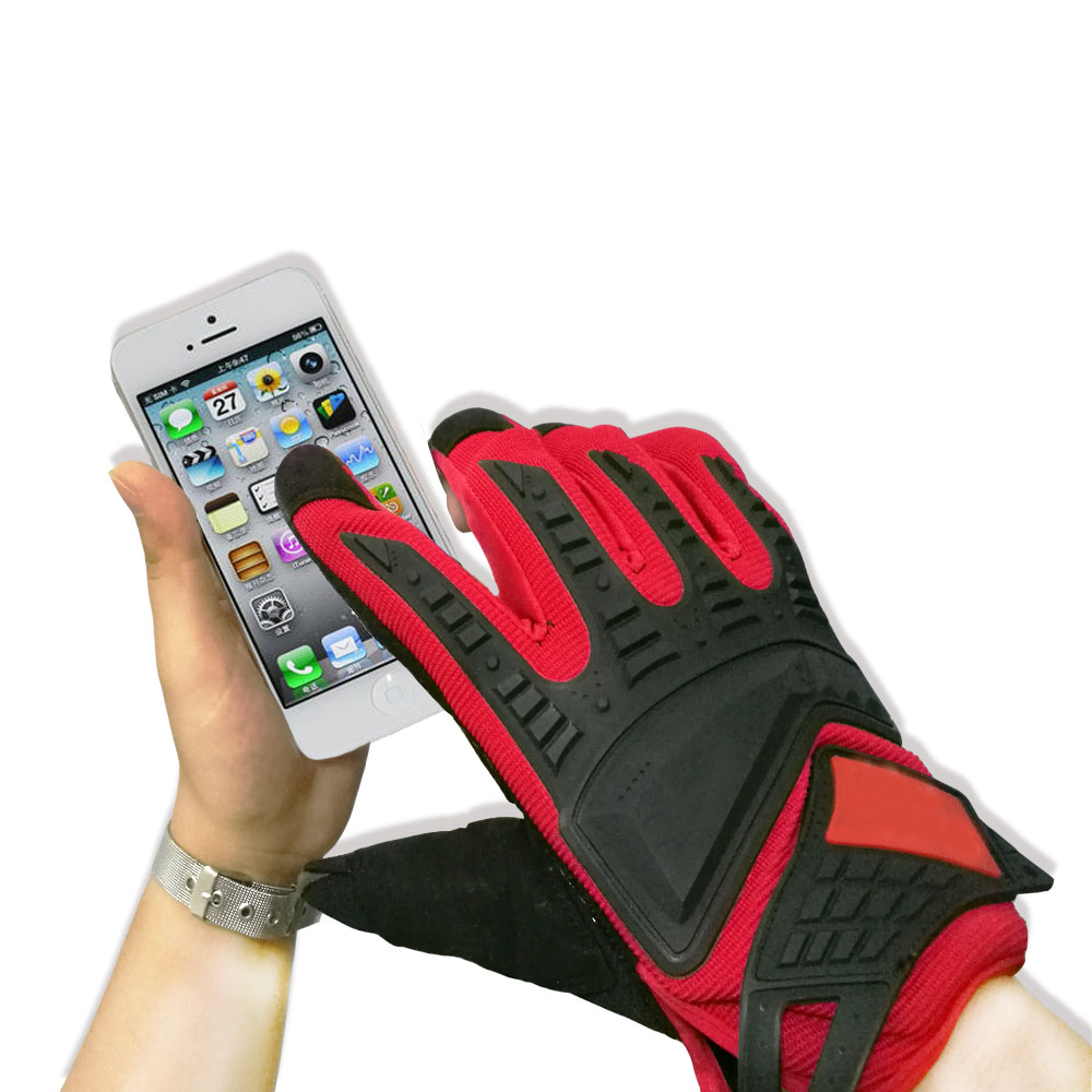 sport impact resistant gloves touch screen gloves custom