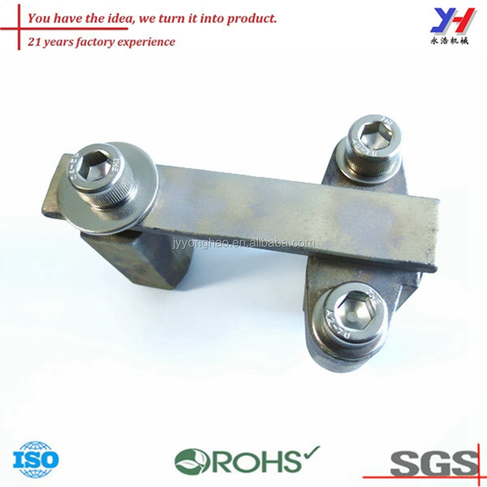 OEM ODM nonstandard manufacturing precise customized cast iron furniture parts factory