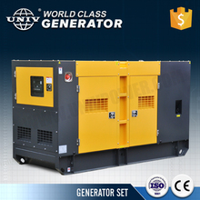 100kw diesel generator with Weichai 125KVA engine electricity power plant