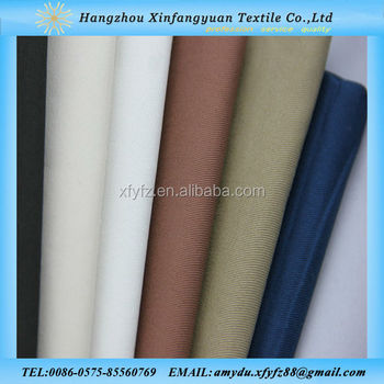 plain dyed wholesale cotton fabric 100 cotton twill fabric