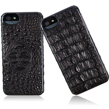 Wholesale Clear Crocodile Pattern for Iphone cases