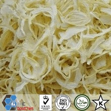 Natural Dehydrated Dried White Onion Slice