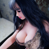 New Top Real Silicone 158CM Sex Dolls Oral/Anal Vagina Japanese Skeleton Adult Lifelike Love Doll