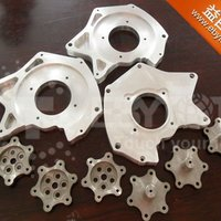 Fabrication Services CNC Machining Drawing Parts