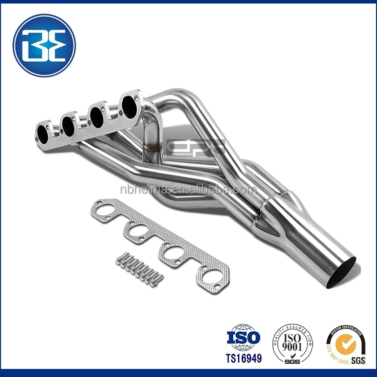 Car Exhaust Accessories Products /exhaust flange header for 2.3 Pinto Late Model or Mustang II