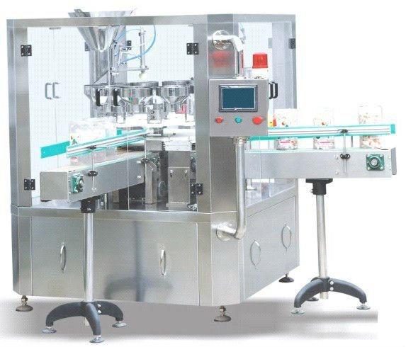 Premade Bottle Packing Machine