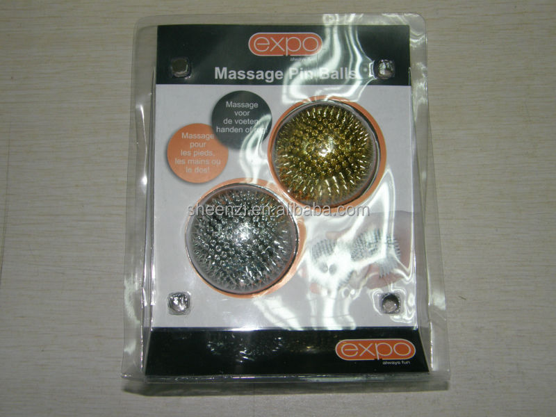 newest massage ball /foot massage ball/heated massage ball