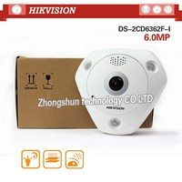 CCTV HIKVISION 6MP Fisheye Network Camera DS-2CD6362F-IVS