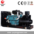 CE/ISO9001 Approved Doosan/Man Soundproof diesel Genset From 20kW To 1200kW