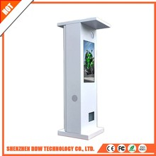 Technology 2017 advertising player outdoor displayer high brightness lcd