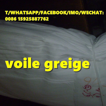 voile fabric in greige