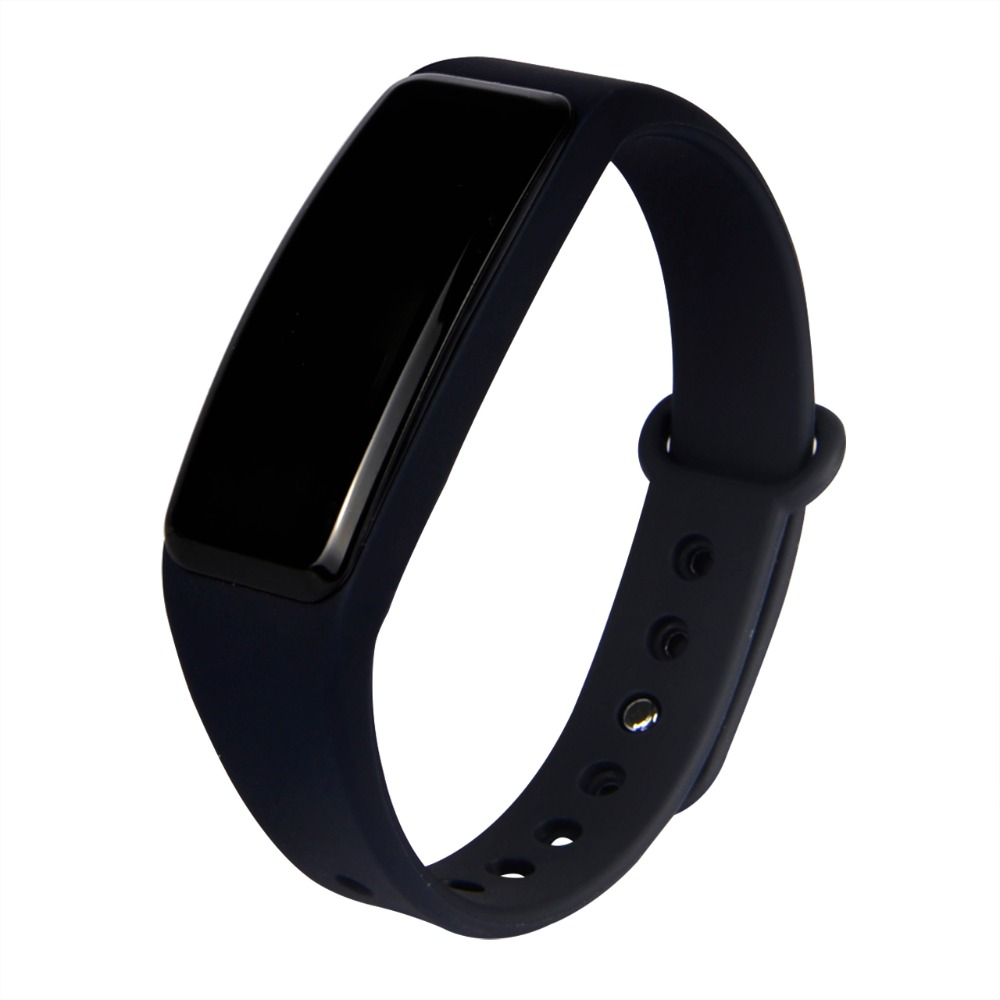 IP67 Waterproof Wrist Band Sleep Monitor Pedometer BT4.1 Smart Bracelet Hear Rate Sensor Calorie Calculation