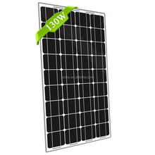 light weight high Quality 130w solar panel for home use Foldable Solar modules 130W