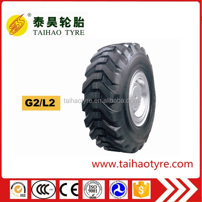 OTR off the road tyre 23.5-25 for best quality hot sale backhoe tyre