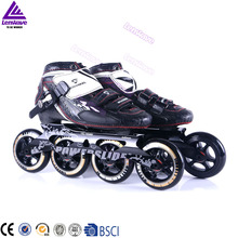 Lenwave brand professional colorful inline speed skates