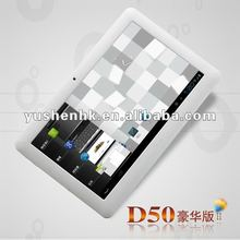 D50 7 inch Android 4.0 Tablet PC MID 512MB 4GB super low price 01