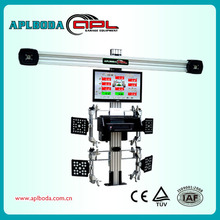 Decar 3D wheel alignment machine price cheaper than hunter alignment