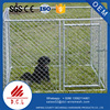 High quality large outdoor metal chain link dog kennel/metal dog run cage/large dog backyard kennels