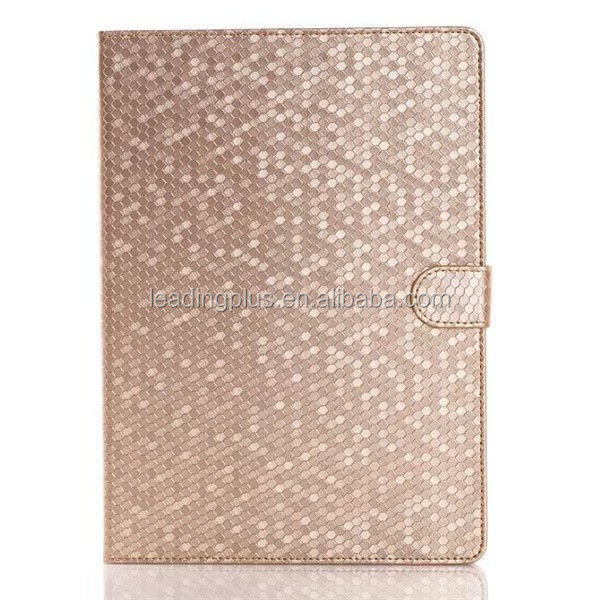 HOT SALE Leather Front and Back Cover Case for iPad Mini,leather case for ipad mini