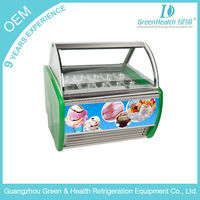 5 Ft Height -- Ice cream Display Freezers Price