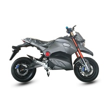 2017 new 2000W Electric sport racing motorcycle