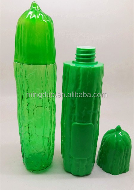 220ml Plastic fruit shape bottle